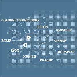 Carte d'Europe